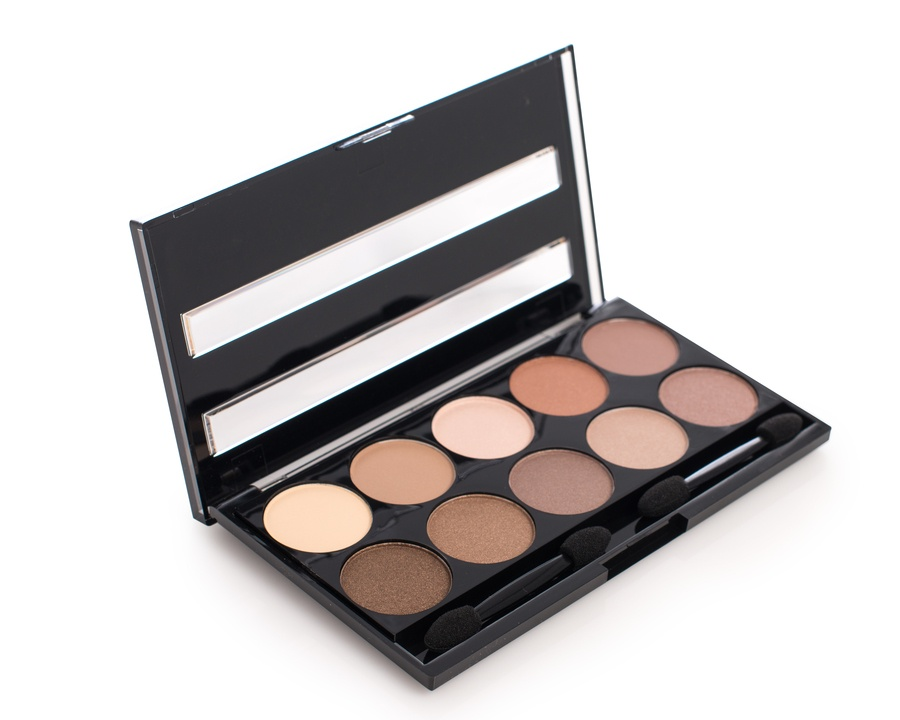W7 Cosmetics Perfect 10 Browns