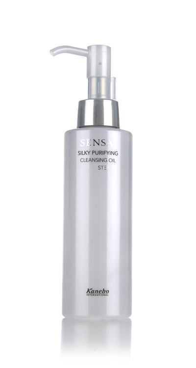 Sensai Silky Purifying Cleansing Oil Step 1 150ml