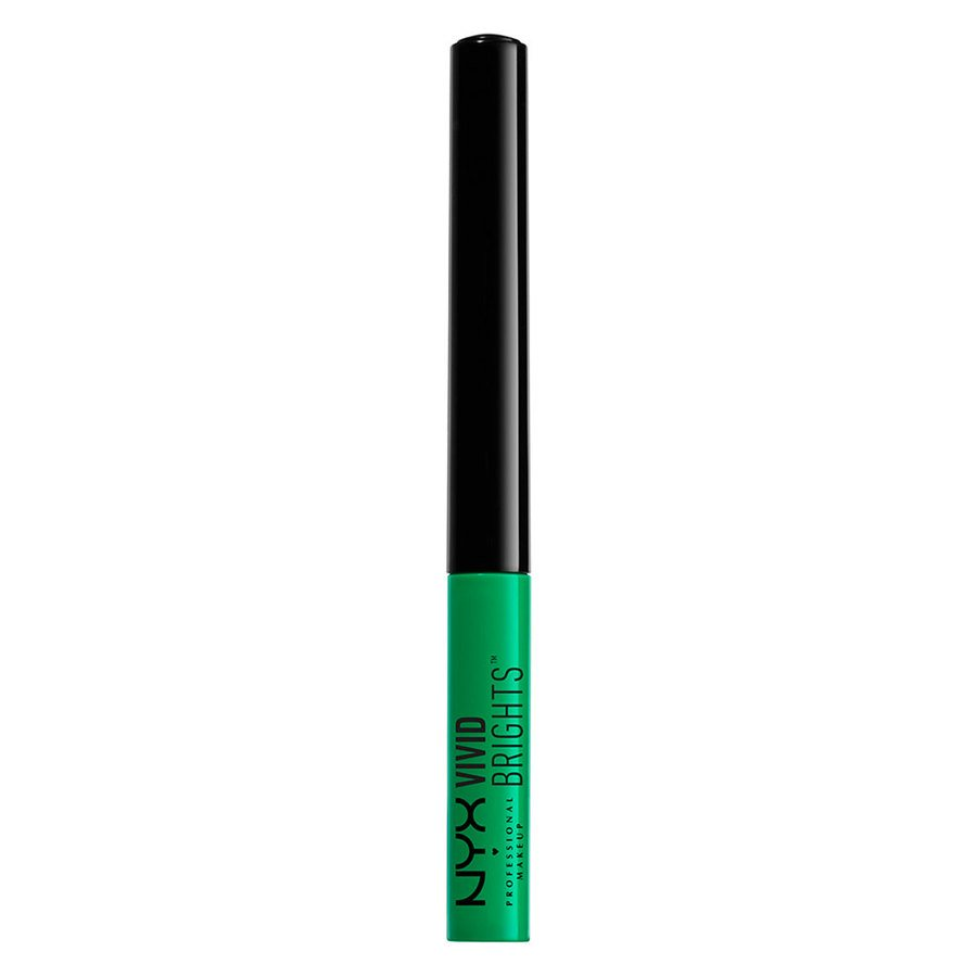 NYX Professional Makeup Vivid Brights Liner – Vivid Envy 2ml
