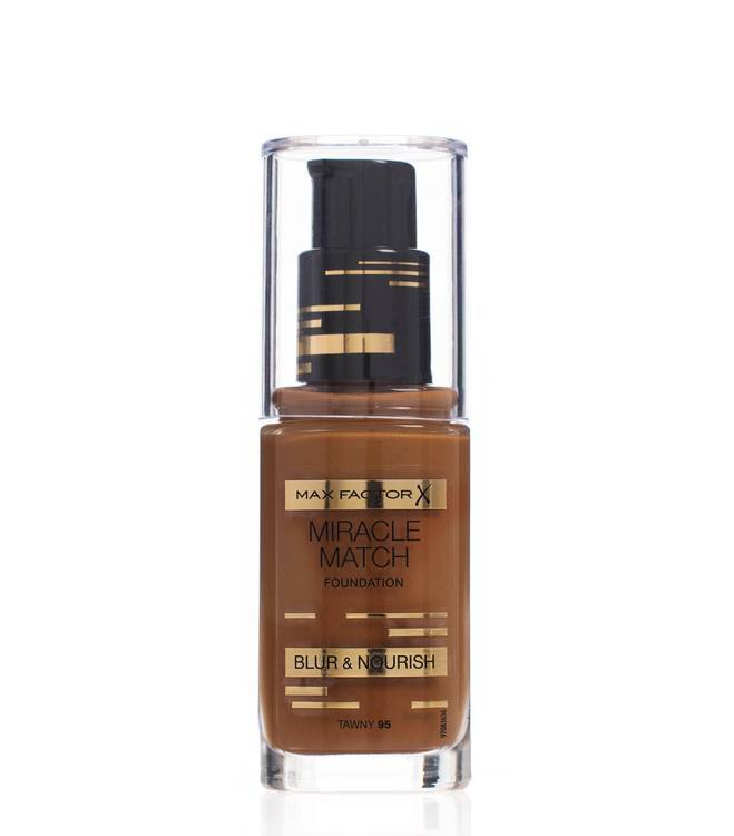Max Factor Miracle Match Foundation – Tawny 095