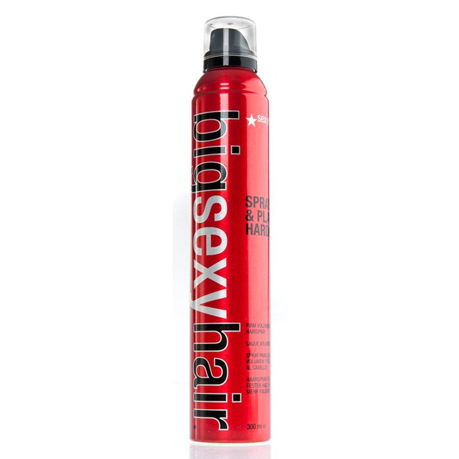 Big Sexy Hair Spray and Play Harder Firm Volumizing Hairspray 300 ml