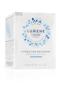 Lumene LÄHDE Hydration Recovery Oxygenating Gel Mask 150ml
