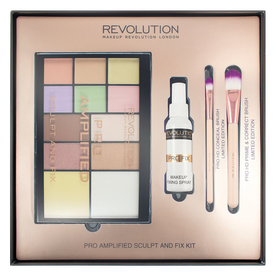 Makeup Revolution Pro Amplified Sculpt & Fix
