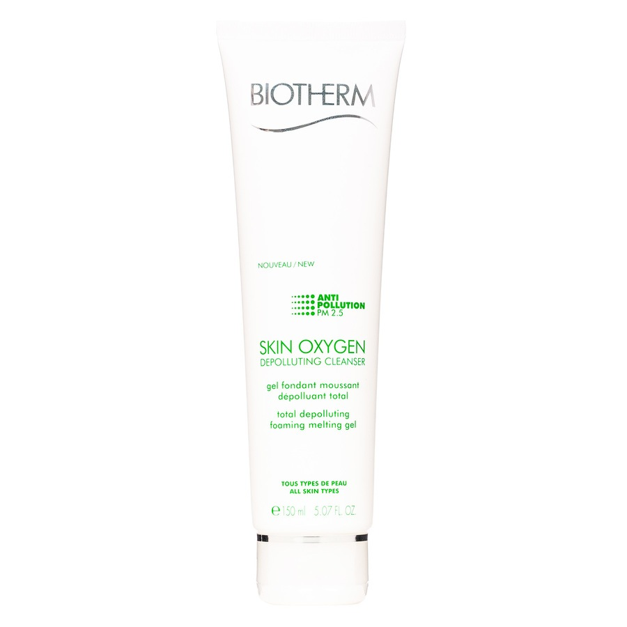 Biotherm Skin Oxygen Depolluting Cleanser Melting Gel 150 ml