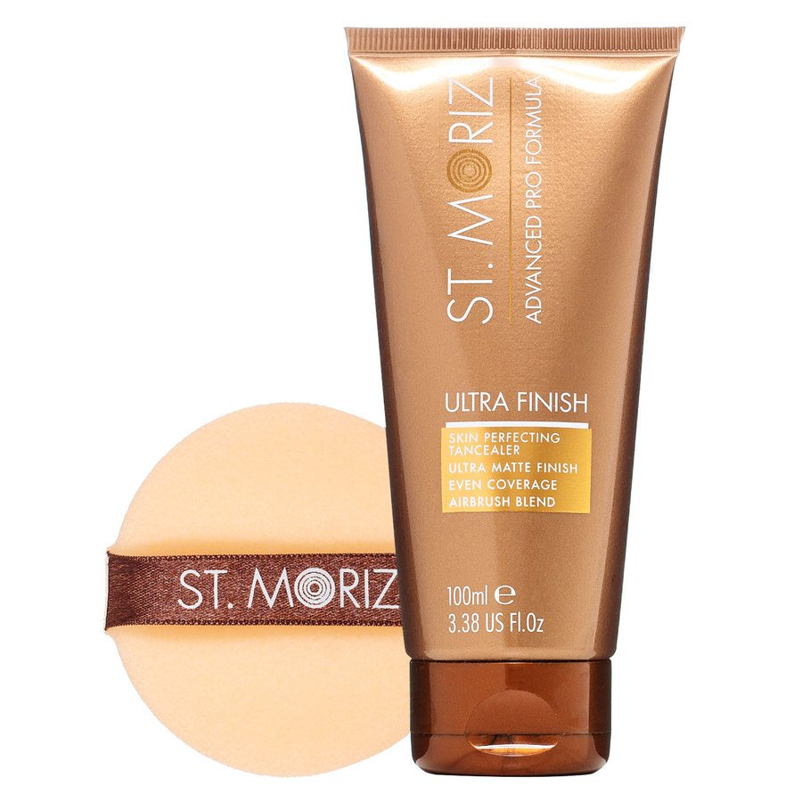 St. Moriz Advanced Ultra Finish Skin Perfecting Tancealer 100ml