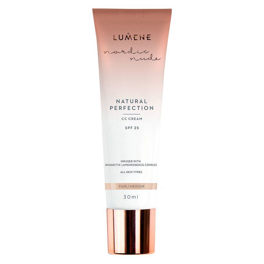 Lumene Nordic Nude Natural Perfection CC Cream 30 ml – Fair/Medium