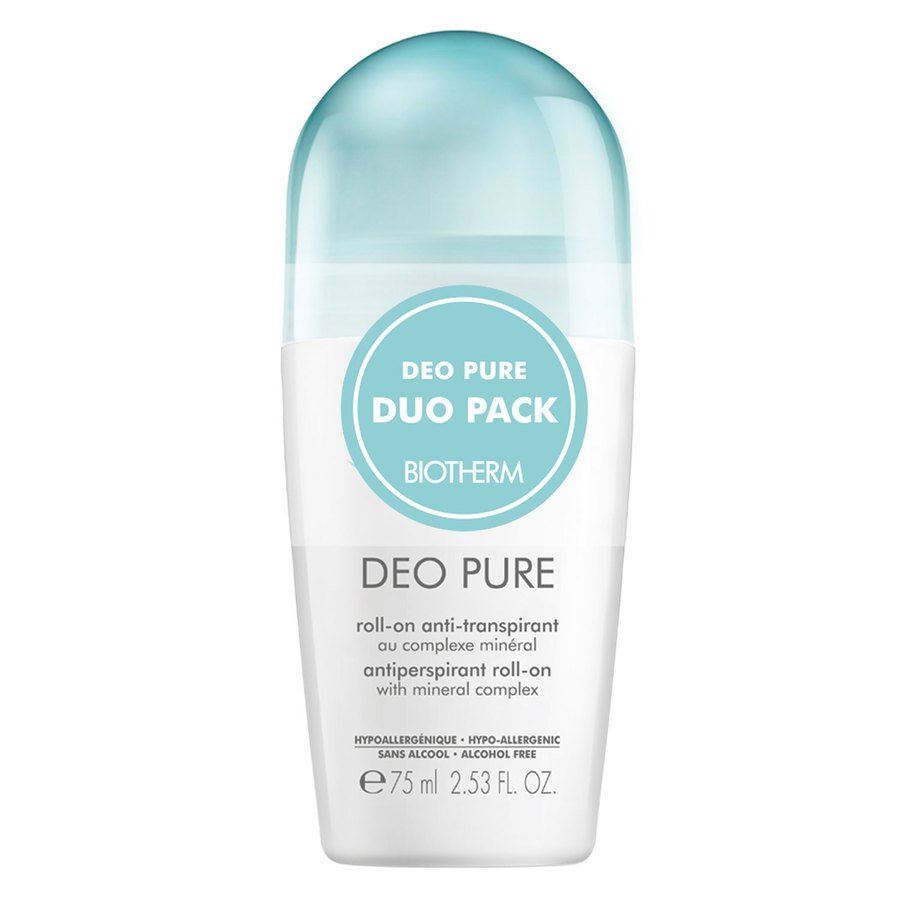 Biotherm Deo Pure Duo Set 2 x 75 ml