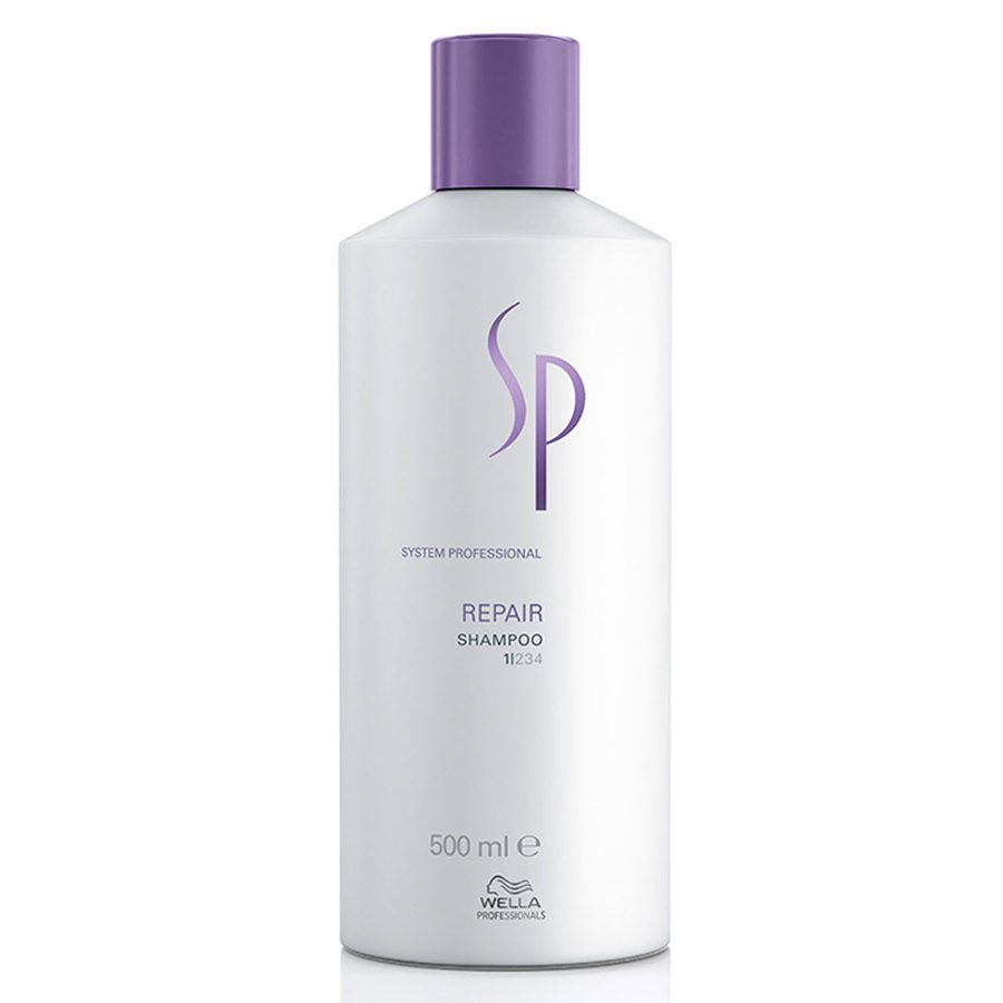 Wella SP Repair Shampoo 500 ml