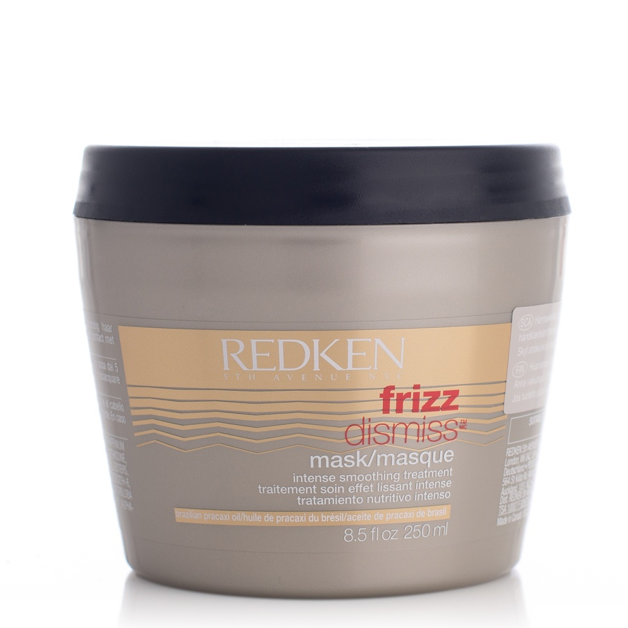 Redken Frizz Dismiss Mask Intensive Rinse-Out Treatment 250 ml