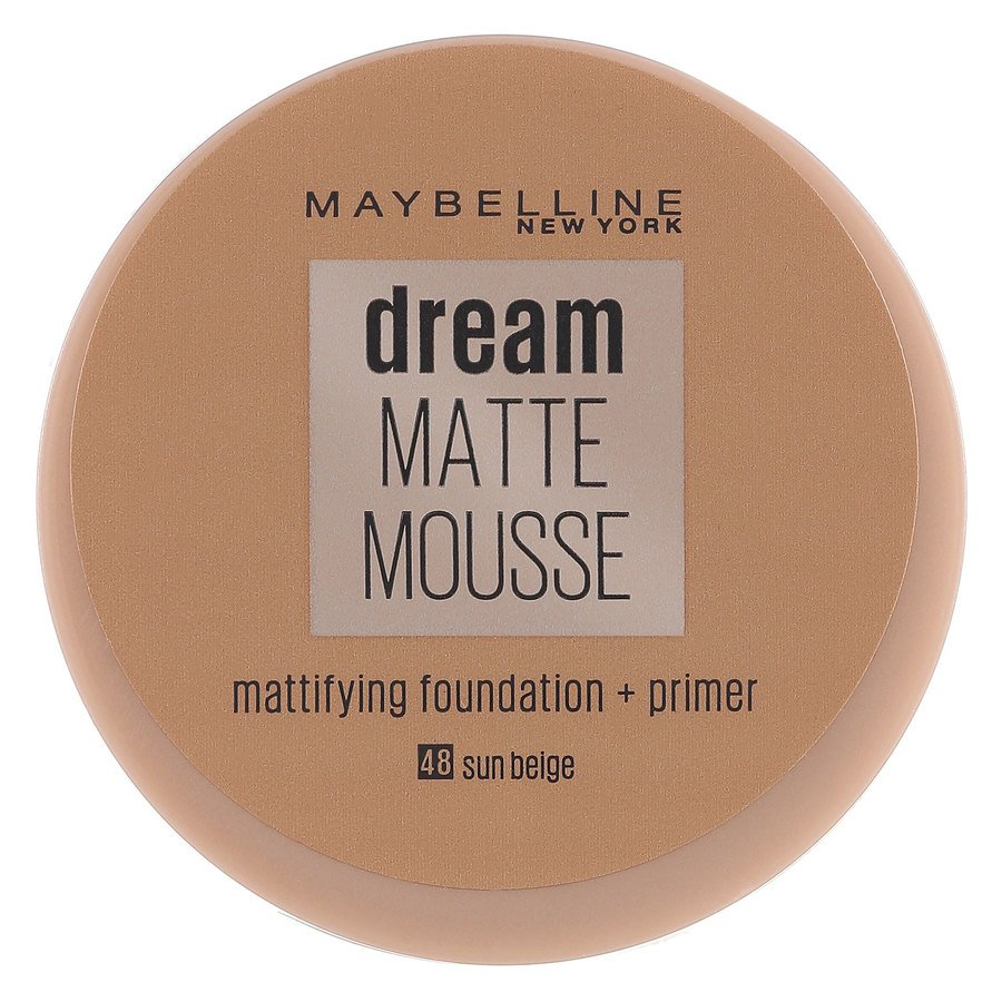 Maybelline Dream Matte Mousse 18 ml 048 Sun Beige