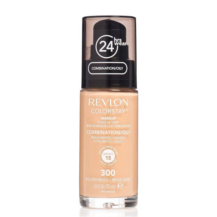 Revlon Colorstay Makeup Combination/Oily Skin 300 Golden Beige 30ml