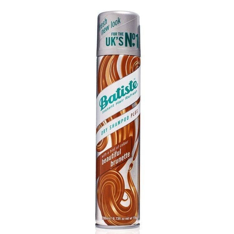 Batiste Dry Shampoo Plus Beautiful Brunette 200 ml
