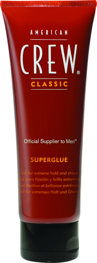 American Crew Classic Superglue Gel For Extreme Hold And Shine 100 ml
