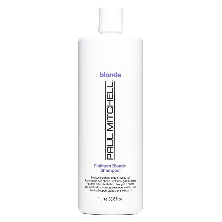 Paul Mitchell Platinum Blonde Shampoo 1 000ml