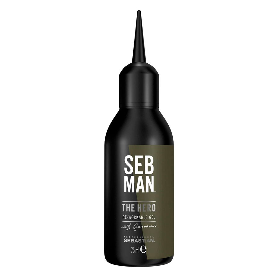 Seb Man The Hero Re-Workable Gel 75 ml
