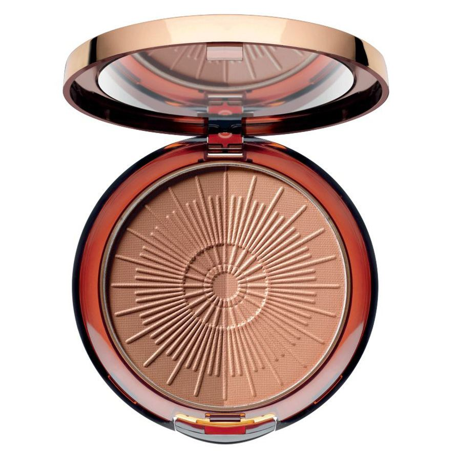Artdeco Bronzing Powder Compact Long-Lasting – 50 Almond