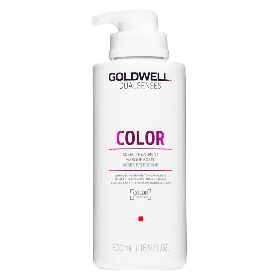 Goldwell Dualsenses Color 60sec Treatment 500 ml