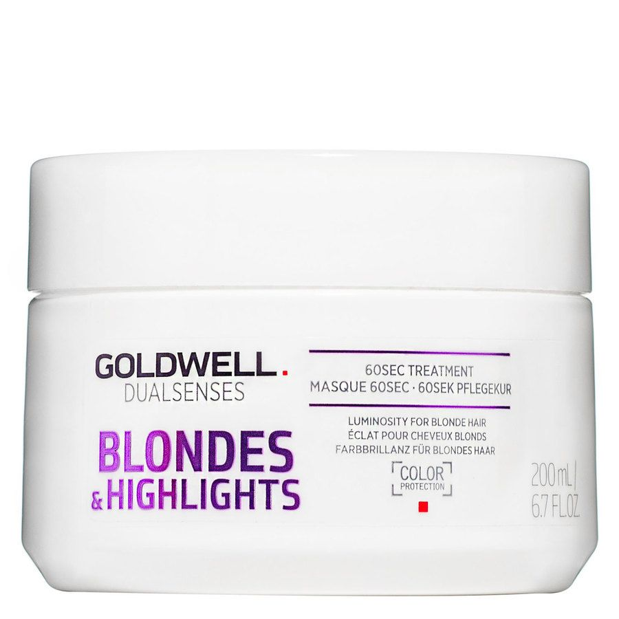 Goldwell Dualsenses Blondes & Highlights 60sec Treatment 200 ml