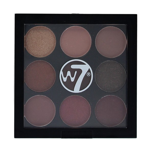 W7 Cosmetics The Naughty Nine Eyeshadow – Mid Summer Nights