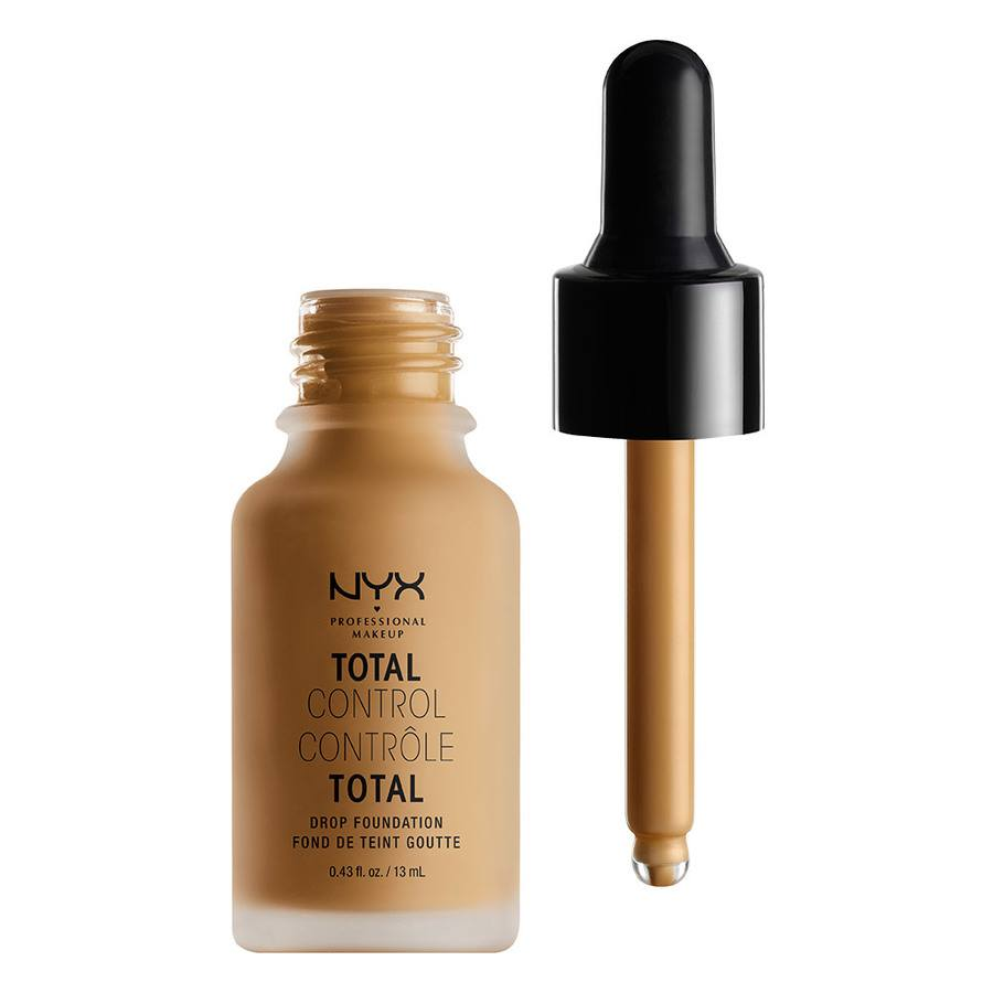 NYX Professional Makeup Total Control Drop Foundation Golden Honey DF14 13ml