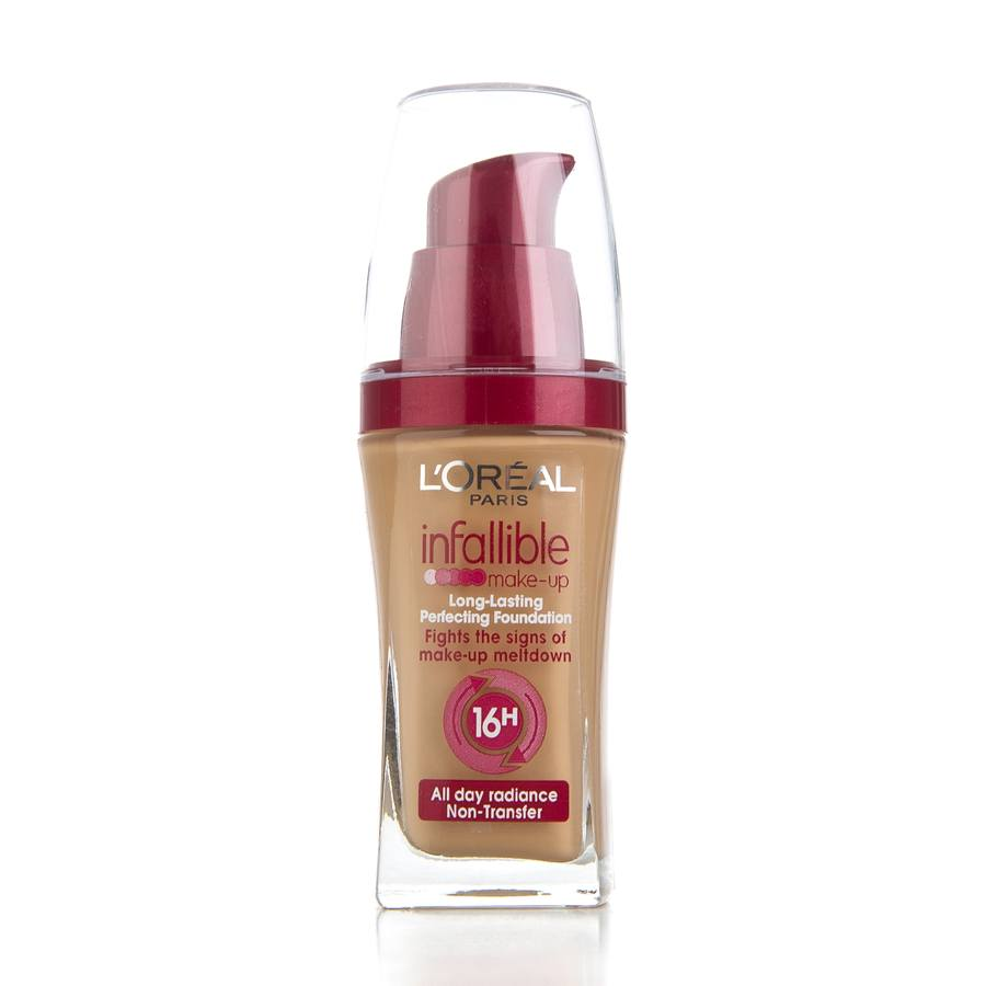 L'Oréal Paris Infallible 16H Liquid Foundation – 300 Amber 30ml