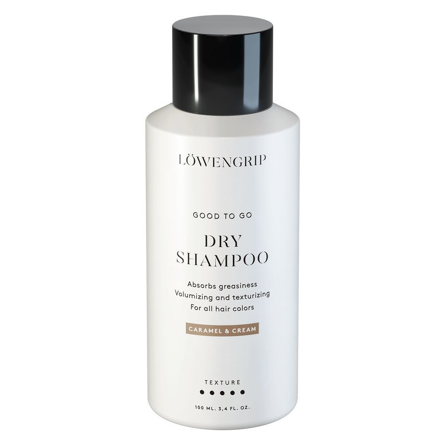 Löwengrip Good To Go Dry Shampoo Caramel & Cream 100ml