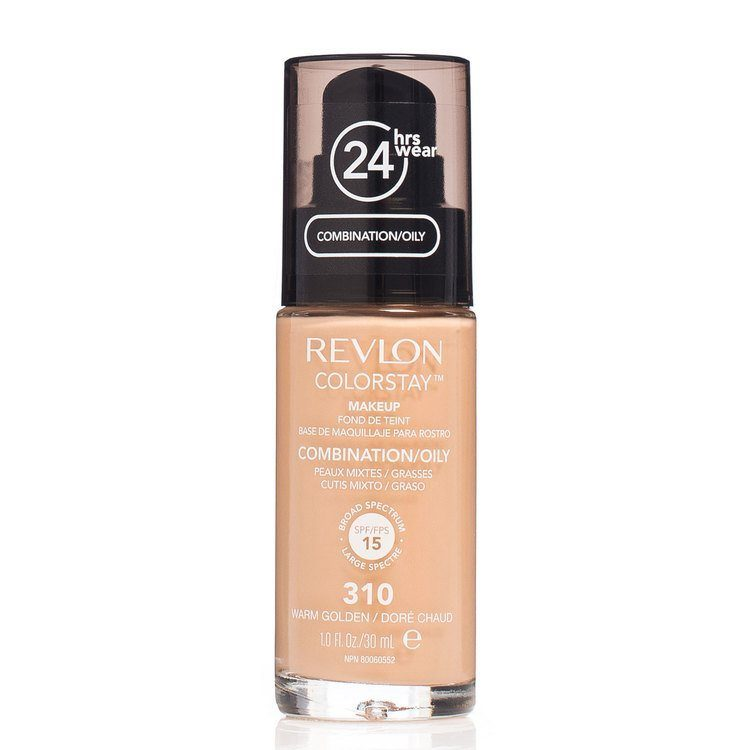 Revlon Colorstay Makeup Combination/Oily Skin 310 Warm Golden 30ml