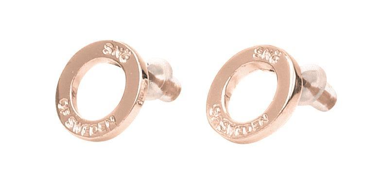Snö Of Sweden Hege Small Earring - Rosé