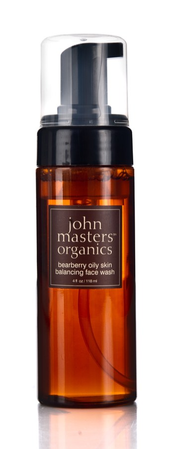 John Masters Organics Bearberry Oily Skin Balancing Face Wash 118 ml