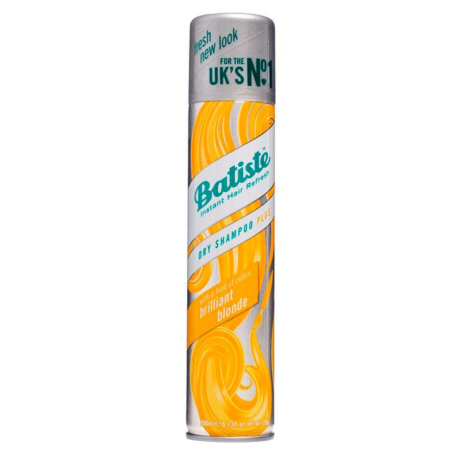 Batiste Dry Shampoo Plus Brilliant Blonde 200 ml