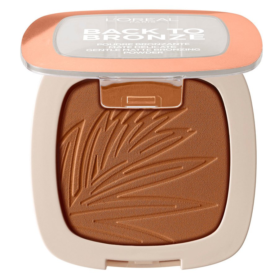 L'Oréal Paris Back To Bronze Matte Bronzing Powder 9 g - Sunkiss