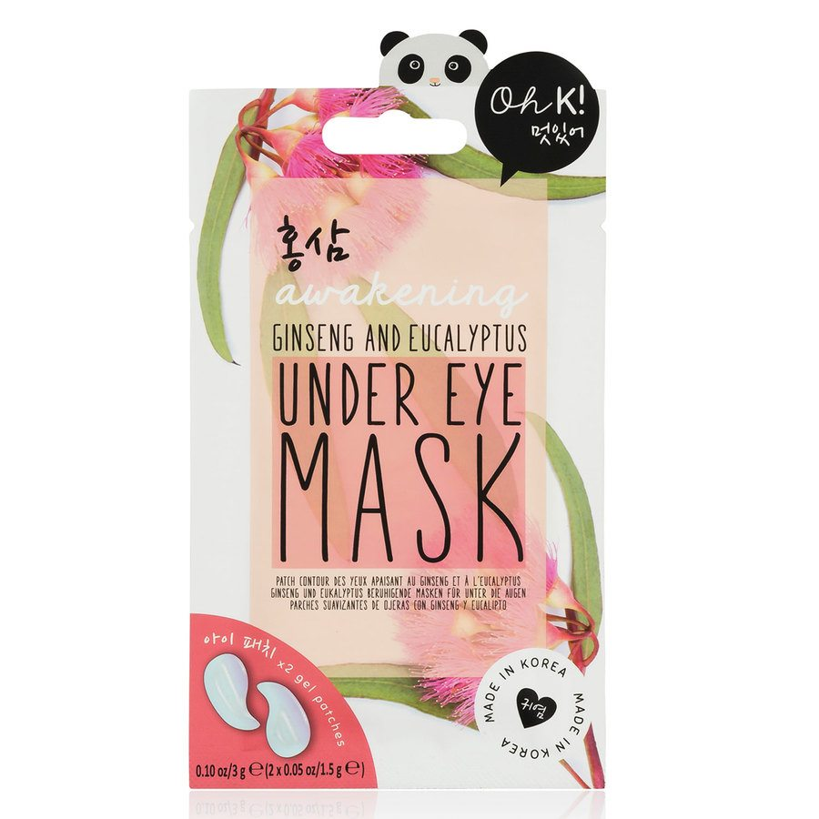 Oh K! Ginseng & Eucalyptus Under Eye Mask 3g