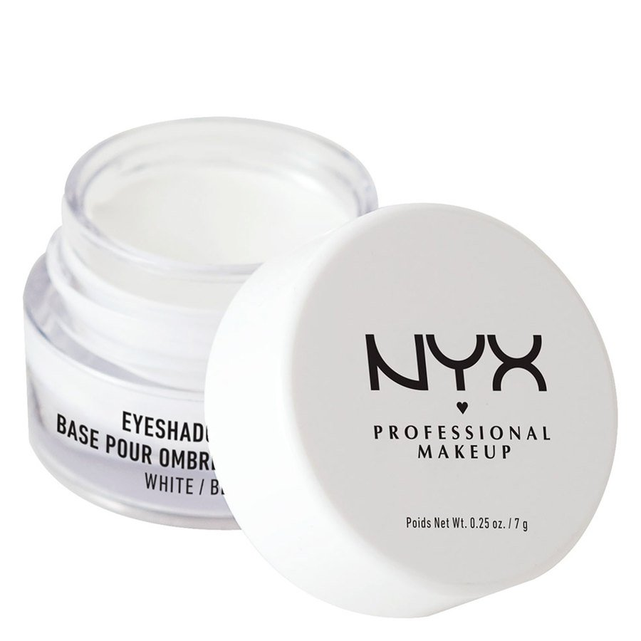 NYX Professional Makeup Eye Shadow Base – White 5,9g