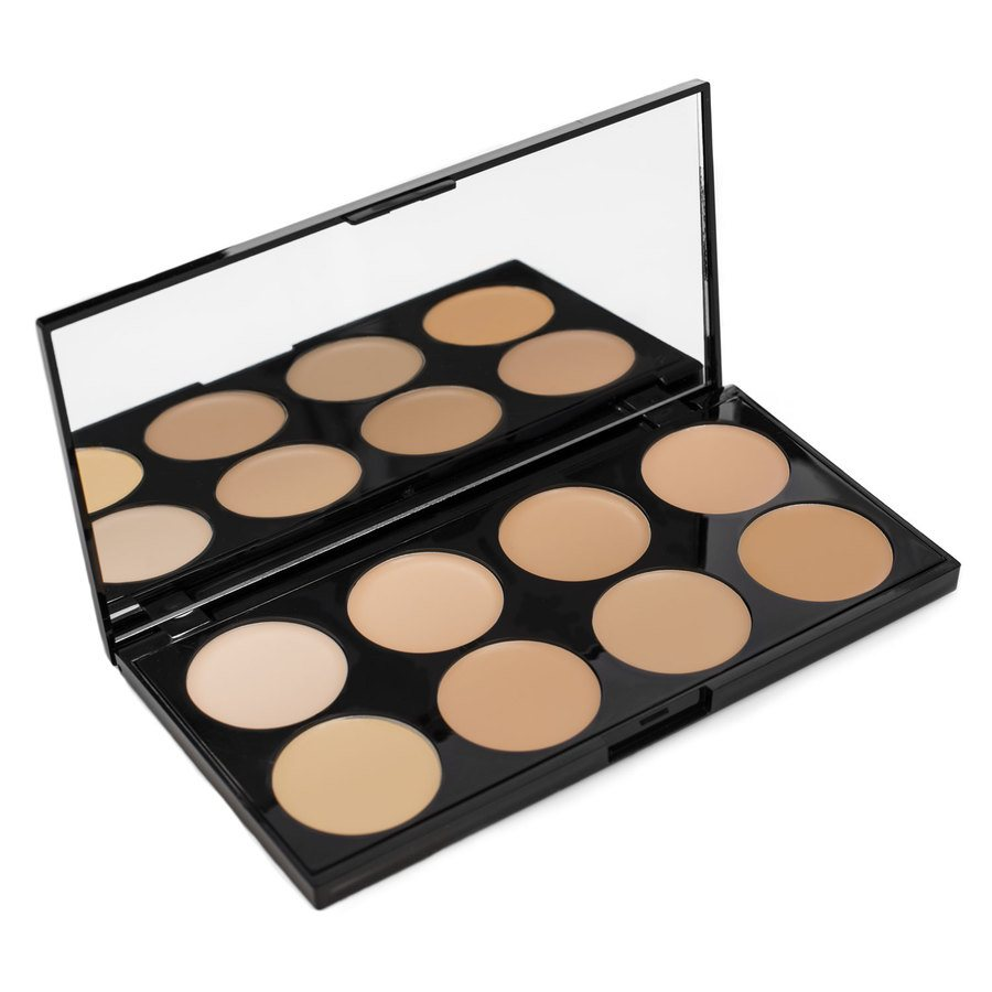 Makeup Revolution Ultra Cover and Concealer Palette – Light 10g