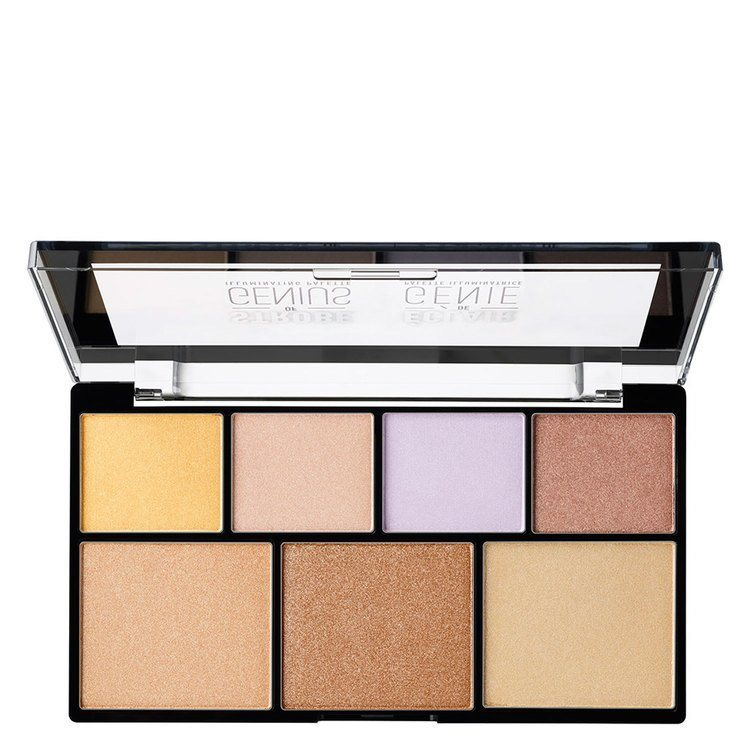 NYX Professional Makeup Strobe of Genius Illuminating Palette 20g