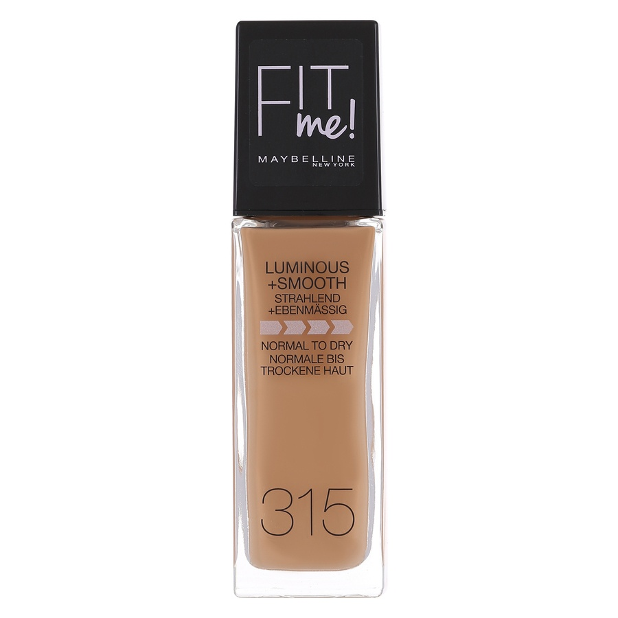 Maybelline Fit Me Liquid Foundation 30 ml - Soft Honey 315