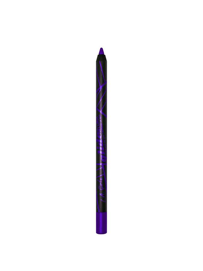 L.A. Girl Cosmetics Gel Glide Eyeliner Pencil - Paradise Purple GP366