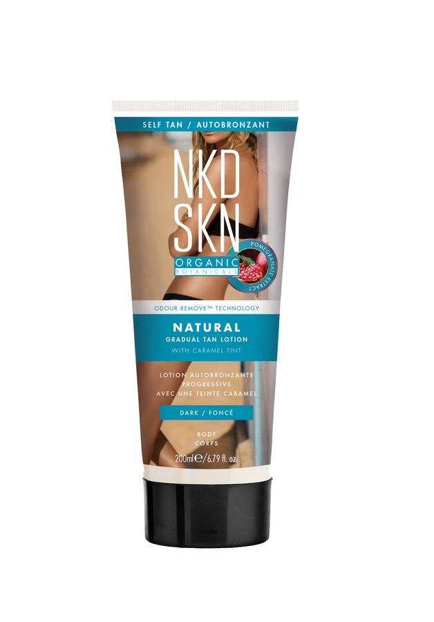 NKD SKN Natural Gradual Tan Lotion 200ml – Dark