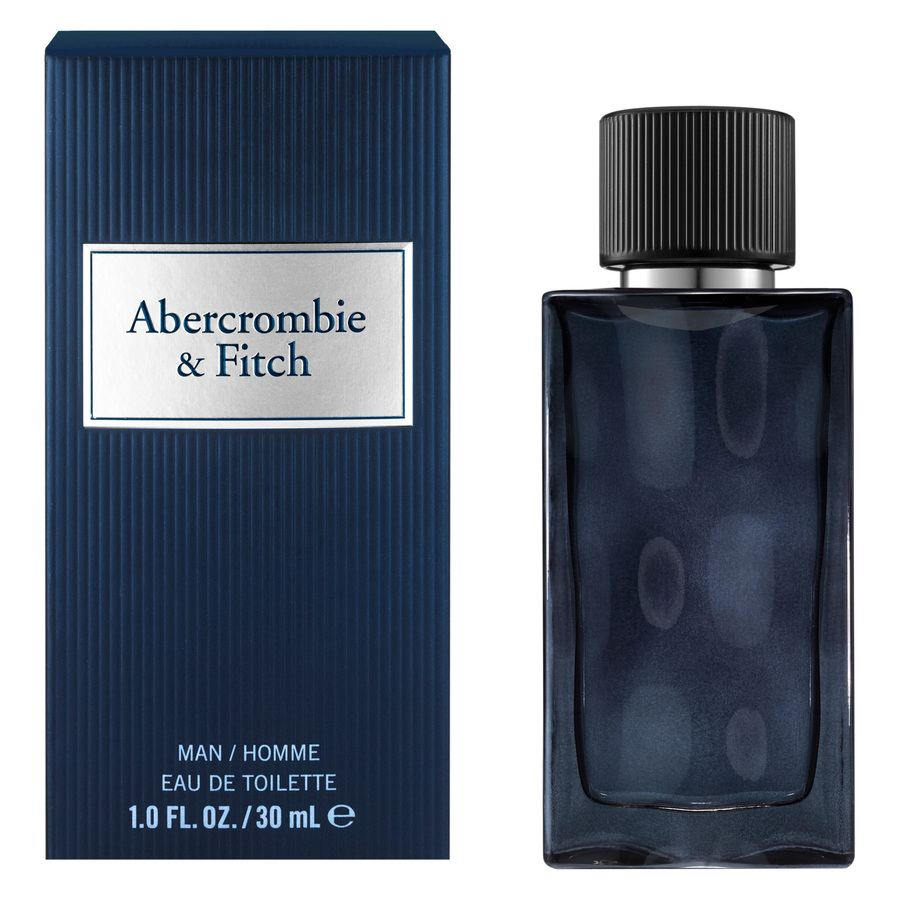 Abercrombie & Fitch First Instinct Blue Men Eau De Toilette 30 ml