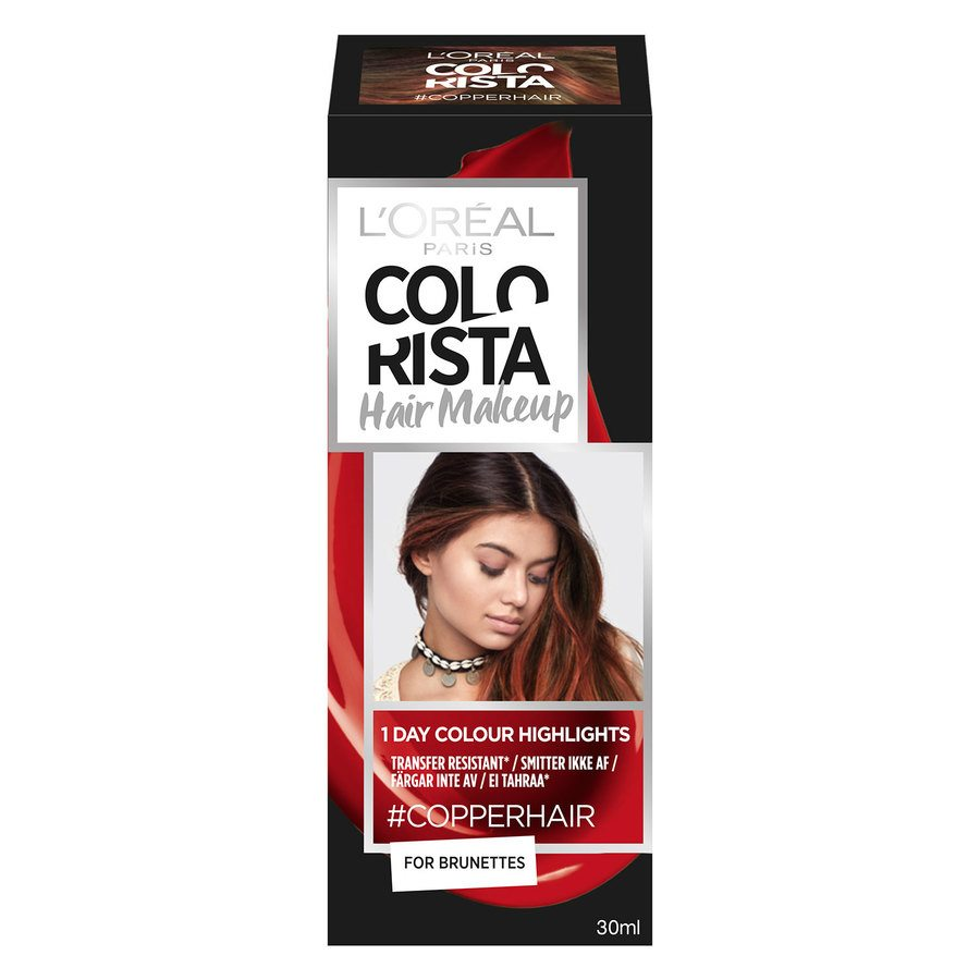 L'Oréal Paris Colorista Hair Makeup - 11 Copper