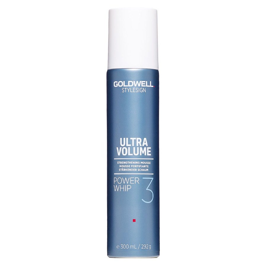 Goldwell StyleSign Ultra Volume Power Whip Strengthening Mousse 300ml