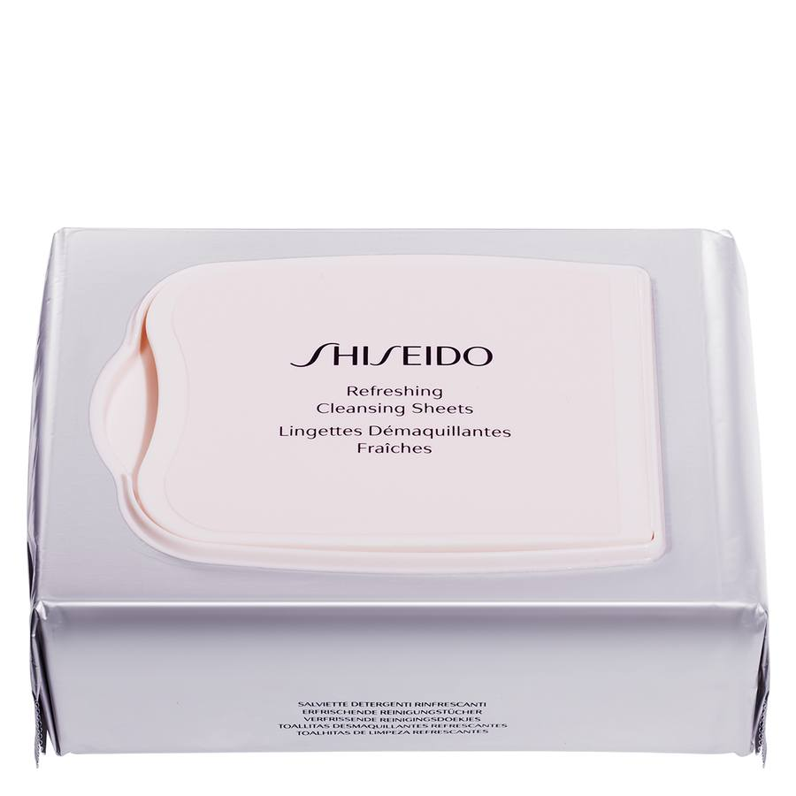 Shiseido Refreshing Cleasing Sheets 30 kpl