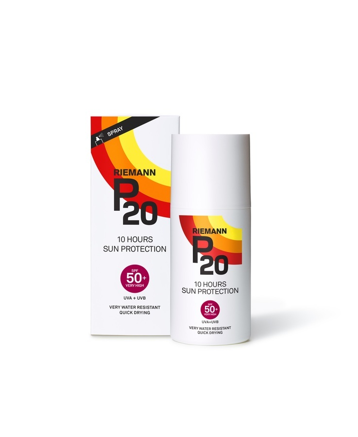 Riemann P20 10 Hours Sun Protection Spray SPF 50+ 200 ml