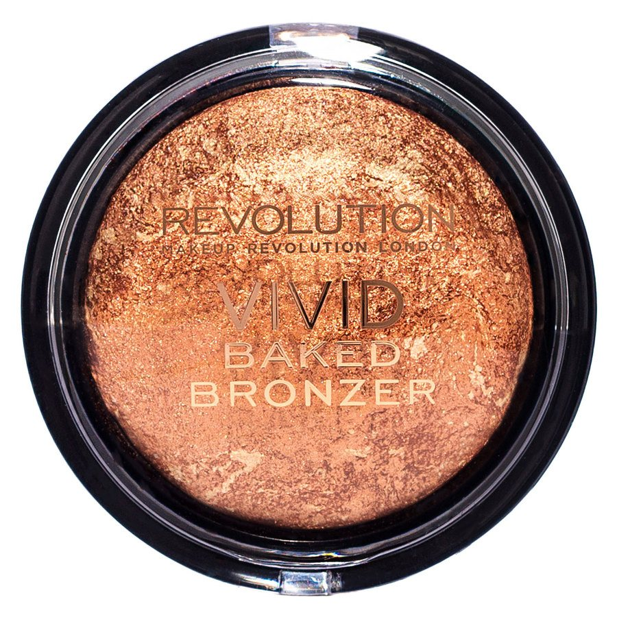 Makeup Revolution Vivid Baked Bronzer – Rock On World