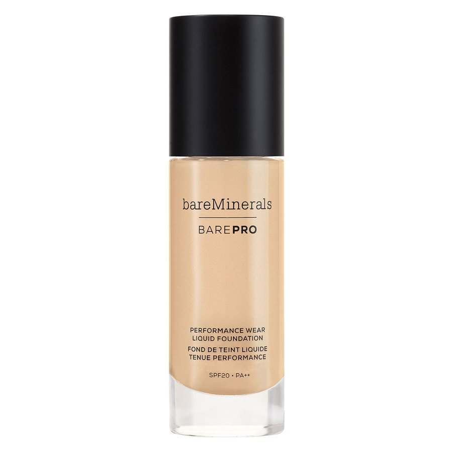 BareMinerals BarePro Performance Wear Liquid Foundation SP 20 30ml Cool Beige 10