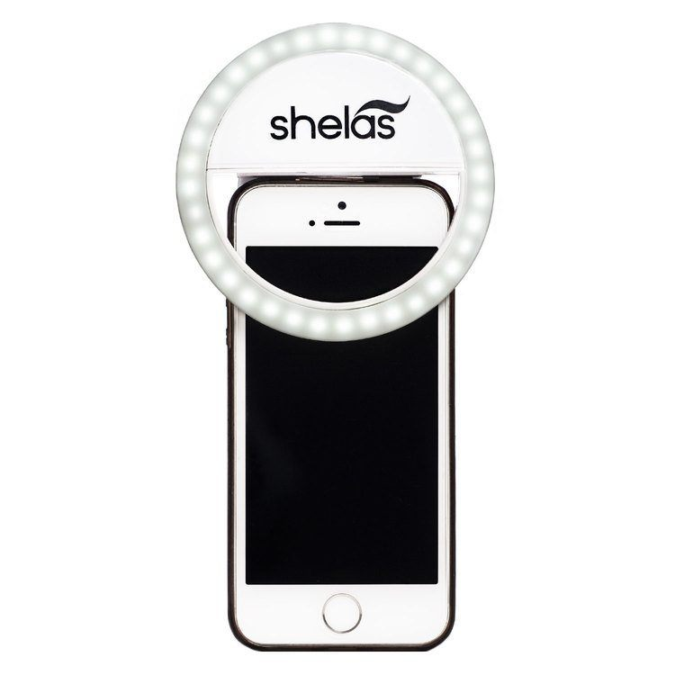 Shelas Selfie Ring Light