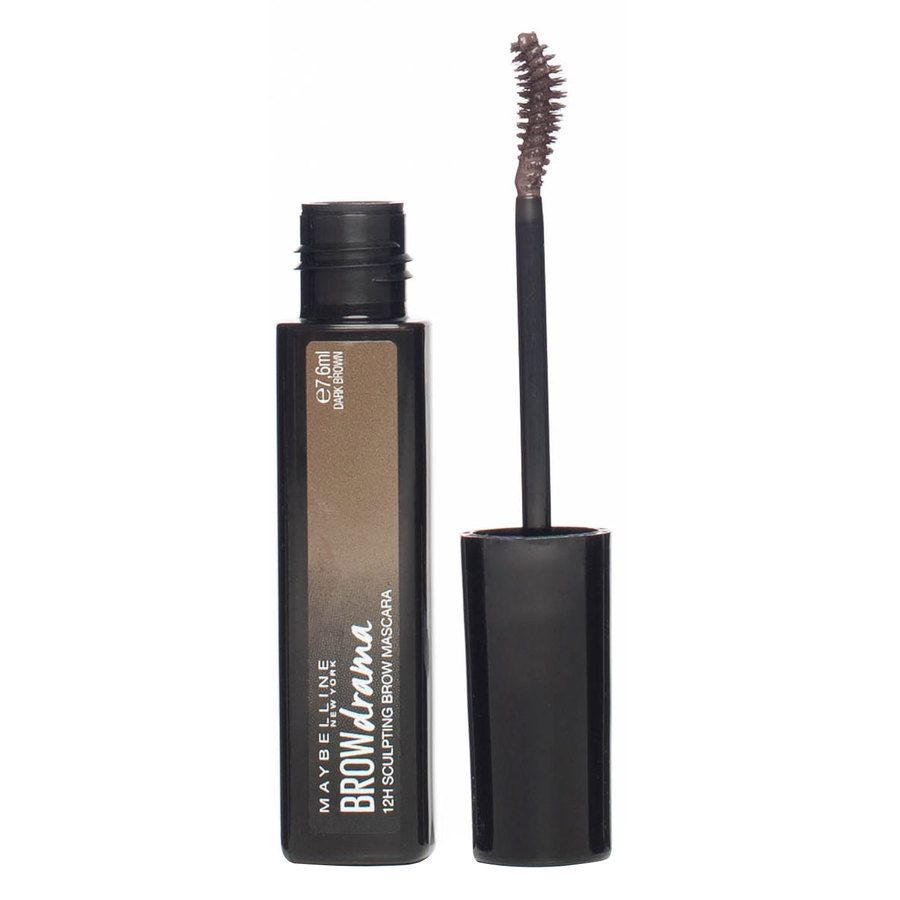 Maybelline Brow Drama Sculpting Brow Mascara – Dark Brown