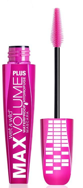 Wet n Wild Max Volume Plus Waterproof Mascara E1411