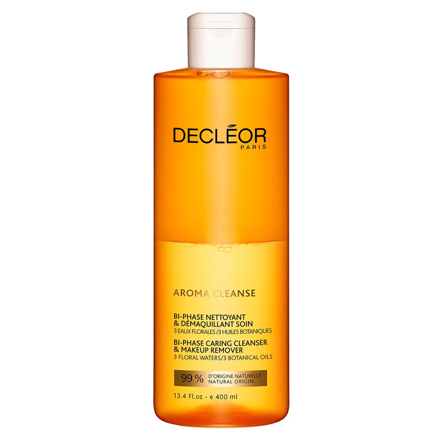 Decléor Aroma Cleanse Bi-Phase Caring Cleanser & Makeup Remover 400 ml
