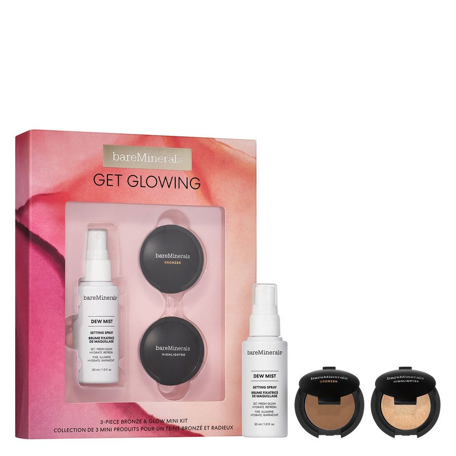 bareMinerals Get Glowing Set